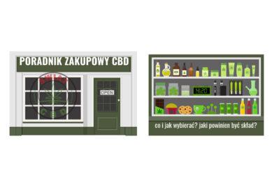Poradnik kupującego produkty olejki CB.D