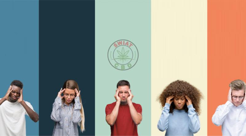 Czy CBD może pomóc przy migrenie?